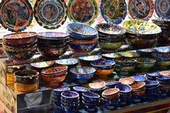 Artes prácticos multicolores hermosos fotografía de archivo libre de regalías
