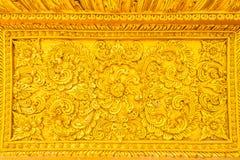 Artes Tailândia como a chave comum 2 do templo Foto de Stock