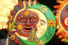 Artesanía colorida I Imagenes de archivo