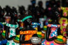 Artesanía de Bahía, el Brasil Imagen de archivo