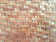 Artesanía de bambú Foto de archivo libre de regalías