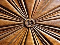 Artesanía en madera fotografía de archivo