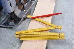 Artesanía en madera Imagen de archivo libre de regalías
