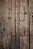 Artesanía en madera de Grunge Foto de archivo