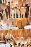Artesanía en madera turca de la artesanía Foto de archivo libre de regalías