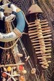 Artesanía náutica Imagen de archivo libre de regalías