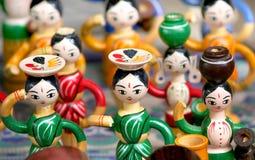 Artesanías indias Fotos de archivo
