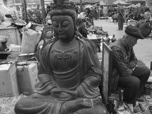 Artesanías tradicionales orientales Foto de archivo