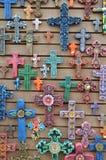 Artesanías mexicanas Imágenes de archivo libres de regalías