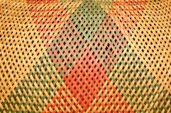 Artesanato de bambu Imagem de Stock