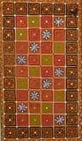 Artesanato e arte indianos em Gujrat Fotos de Stock