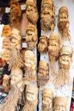Artesanato tradicional de Vietname feito do bambu em Hoi An local Fotografia de Stock Royalty Free