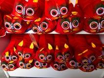 Artesanatos chineses Imagens de Stock