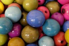 Artesanatos com sementes da palma Fotos de Stock