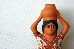 Artesanatos mexicanos fotografia de stock royalty free
