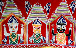 Artesanatos tradicionais de Orrisaâs. Imagem de Stock
