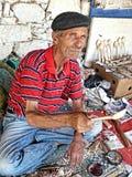 Artesano local Fotografía de archivo libre de regalías