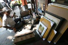 artesanos Imágenes de archivo libres de regalías