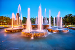 Artesian Fountain Royalty Free Stock Images