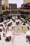 Artesian well in Hollywood and Highland Center Stock Photos