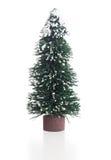 Artficial-Weihnachtsbaum Stockfoto