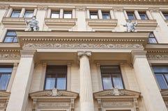 Artful Architecture Royalty Free Stock Photo