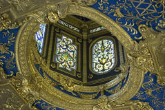 Artful cupola Royalty Free Stock Photos