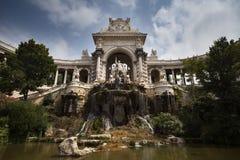 The artful palace Longchamp Royalty Free Stock Images