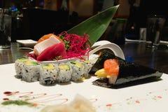 Artful Sushi Royalty Free Stock Image