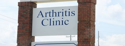 Arthritis Clinic Stock Images