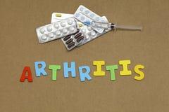 Arthritis Stock Image