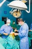 Arthroplasty de genou photographie stock libre de droits