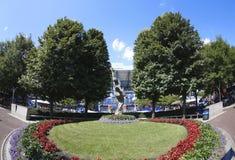 Arthur Ashe Stadium bei Billie Jean King National Tennis Center während US Open 2013 Stockbilder