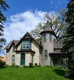 Arthur House Royalty Free Stock Image