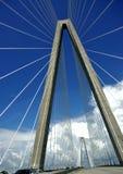 Arthur Ravenel Bridge 3 Stock Images