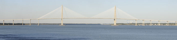 The Arthur Ravenel Jr. Bridge Stock Photography
