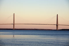 Arthur Ravenel Jr. Bridge Stock Photography