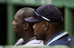 Arthur Rhodes, seattle mariners Fotografia Stock