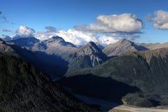 Arthur's Pass National Park Royalty Free Stock Image