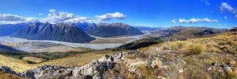Arthur's Pass National Park Stock Photography