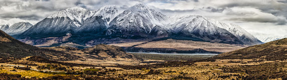 Arthur's Pass Royalty Free Stock Images