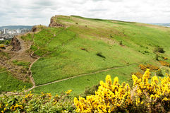 Arthur's Seat, Edinburgh Stock Photography