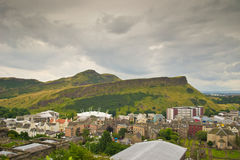 Arthur Seats, Edinburgh Stock Image