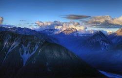 Arthurs Durchlauf-Nationalpark lizenzfreies stockbild