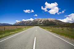 Arthurs Pass Royalty Free Stock Photography