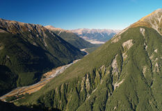 Arthurs Pass Royalty Free Stock Images