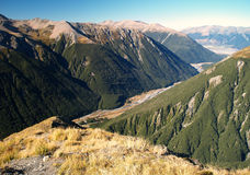 Arthurs Pass Stock Photography