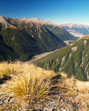 Arthurs Pass Stock Image