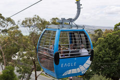 Arthurs Seat Eagle Skylift Royalty Free Stock Photos