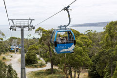 Arthurs Seat Eagle Skylift Stock Photos